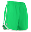 thumbnail 3 - New With Tags Women's UA Under Armour Logo Running HeatGear Athletic Gym Shorts