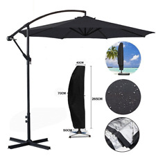 Item 1 Parasol Outdoor Hanging Banana Patio Garden Umbrella Cover  Cantilever Sun Shade  Parasol Outdoor Hanging Banana Patio Garden Umbrella  Cover ...