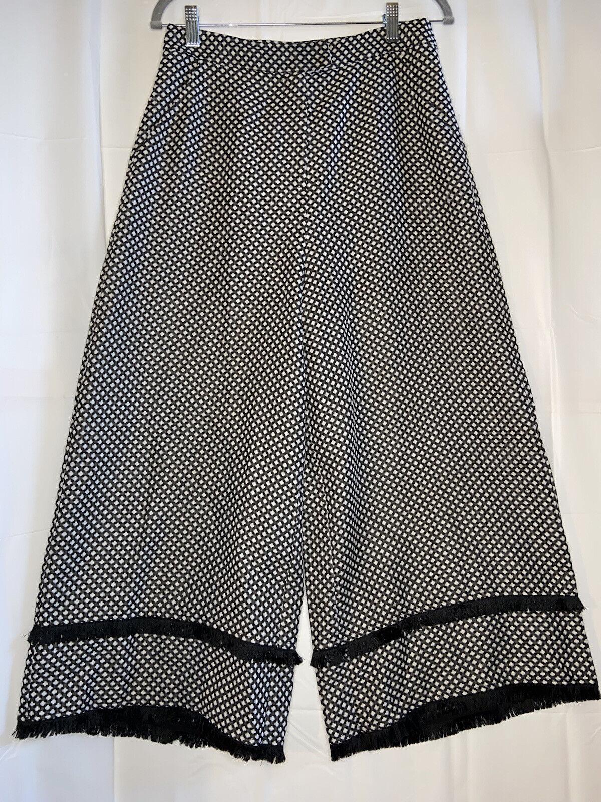 Finders Womens High Waist Wide Leg Crop Gaucho Pa… - image 2
