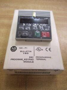 Allen-Bradley-160-P1-SSC-Programming-Terminal-Keypad-160P1-Series-A