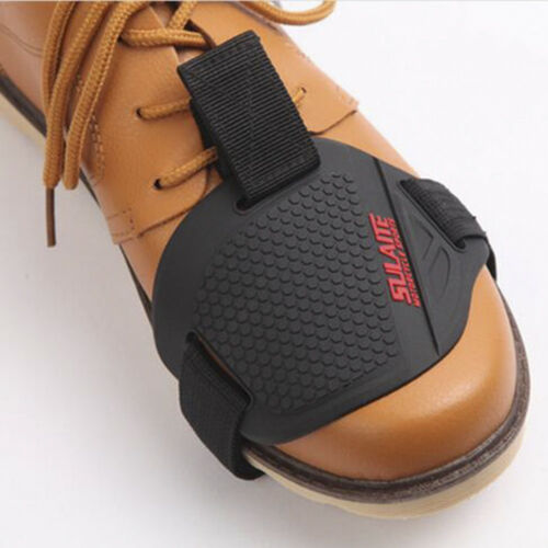 Motorcycle Shifter Shoe Protector Motorbike Skidproof Rubber Sock Boot Moto Tool