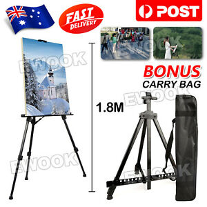 1-8M-Adjustable-Stand-Tripod-Easel-Display-Drawing-Board-Artist-Sketch-Painting