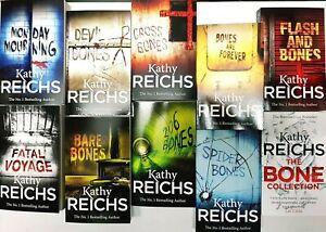 Temperance-Brennan-Series-Kathy-Reichs-10-Books-Collection-Brand-New-Set