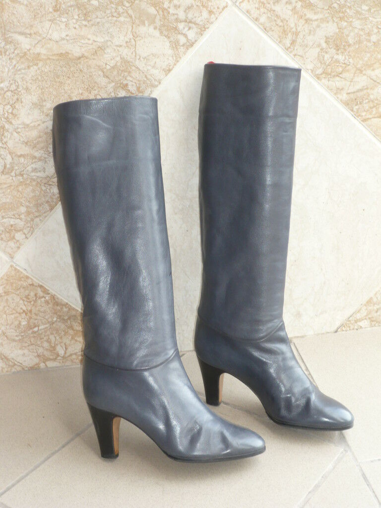 Boots Vintage MARALEX MARALEX MARALEX Paris - T.35 cdc58e