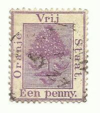 Orange Free State (South Africa) postage stamp circa 1868-1900