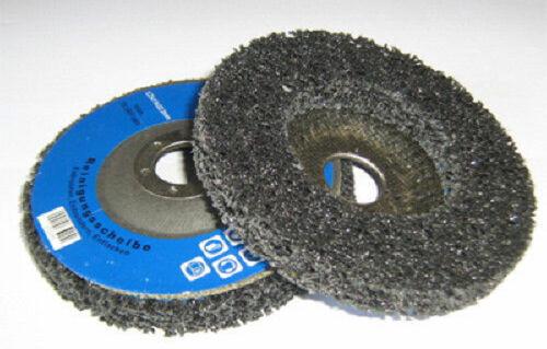150210 1 Stück 115mm Reinigungsscheibe Winkelschleifer CBS Scheibe