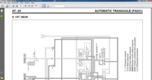 Hyundai Santa Fe CM 2006-2009 Workshop service repair manual