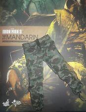 1/6 Hot Toys Iron Man 3 The Mandarin MMS211 Camouflage Pants  *US Seller*