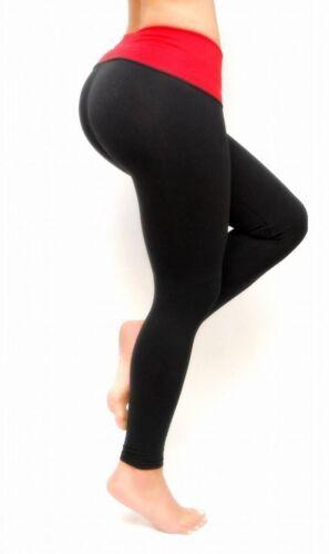 BON BON UP WOMEN/'S LEGGINGS W//INTERNAL BODY SHAPER-BUTT LIFTER