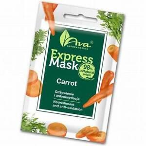 AVA Express Mask odżywiająca maska Karotka/ Face mask with Carrot