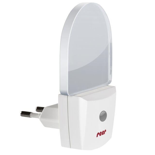 Reer LED-Nachtlicht mit Sensor für die Steckdose TOP