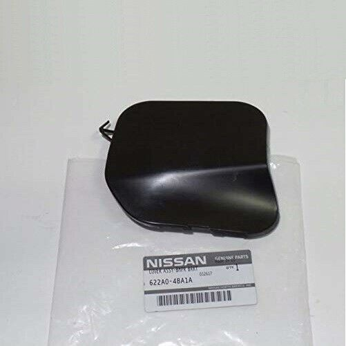 Genuine Nissan Rogue Front Bumper Tow Hook Hole Cover 622A0-4BA1A