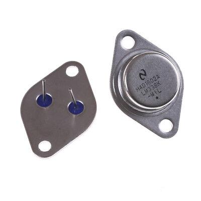 2pcs Brand New LM338K LM338 Adjustable Voltage RegulatODFS
