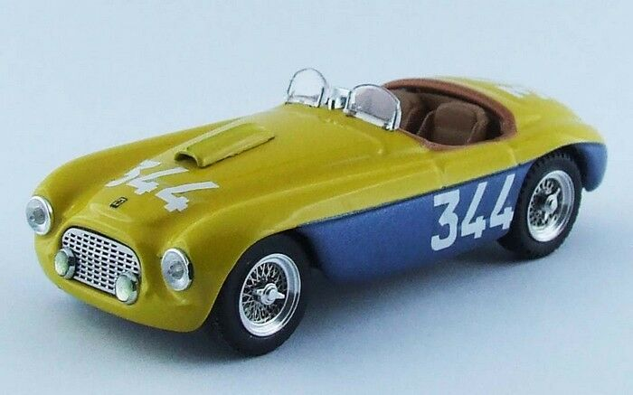 ART MODEL 294 - Ferrari 166 MM SP  344 Mille Miglia - 1951 Palmer