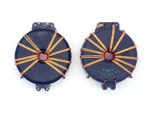 1x ausgangsübertrager for Electronic Halogen Transformer hartu 712732-52 Ring Core