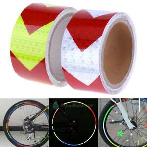 Bicycle-Cycling-Reflective-Bike-Sticker-Reflector-Safety-Caution-Warning-Tape