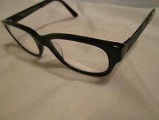 Sass and Bide Kynthia glasses frames in brown tortoiseshell / black.