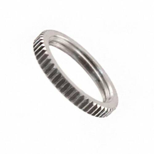 200x REPLACEMENT KNURLED PANEL NUT  for Carling SPST Toggle Switch Nut Lot