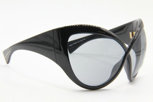 NEW TOM FORD DAPHNE FT 0219 01A BLACK AUTHENTIC SUNGLASSES TF0219 71-5