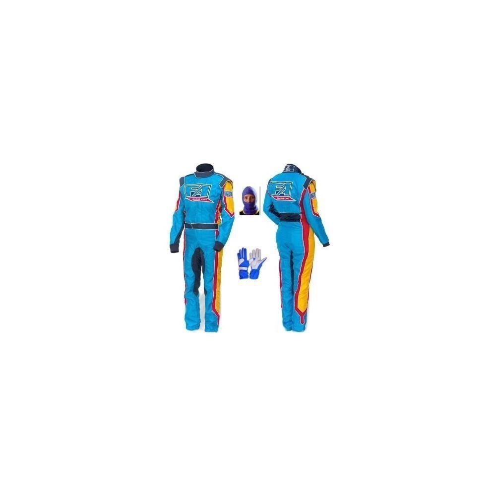 FA  2013 Kart race suit CIK FIA Level 2 (Free gifts)  60% off