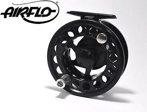 Airflo-Nouveau-Airtec-Leger-Solide-Aluminium-Fly-Fishing-Reel-Gratuit-P-P