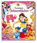 Puzzlebuch Schneewittchen (2014, Gebundene Ausgabe)