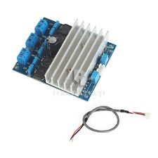 50W Digital AMP Amplifier Board with Radiator TDA7492 D Class High-Power Hot