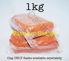 1kg Delft Style Casting Clay Sand, For Gold Silver Metal Impression Foundry