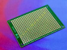 LOCHRASTERPLATINE STRIP BOARD PLATINE 50mmx70mm PCB SOLDER MASK #A622