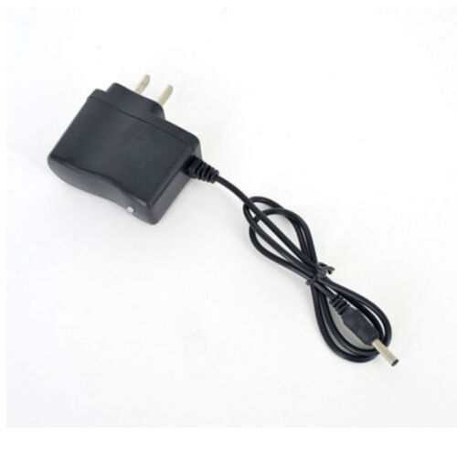 US Plug 3.5mm Wall AC Charger For Rechargeable Battery Headlamp Flashlight Torch