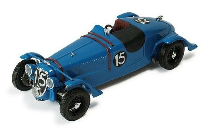 IXO 1 43 Delahaye 135 CS LeMans Winner Tremoulet Chaboud LM1938