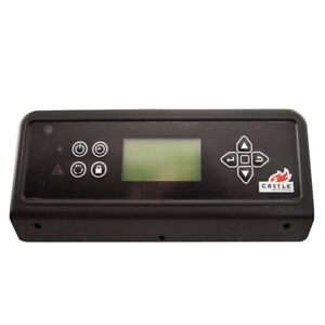 Image Is Loading 720298 Castle Serenity Stove Smart Control Program Thermostat