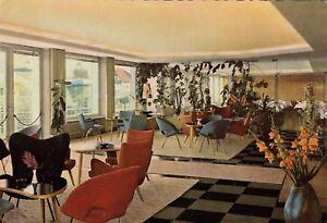 Ansichtskarte Sanatorium Schneidig Höchenschwand 1963 Gelaufen äRger LöSchen Und Durst LöSchen