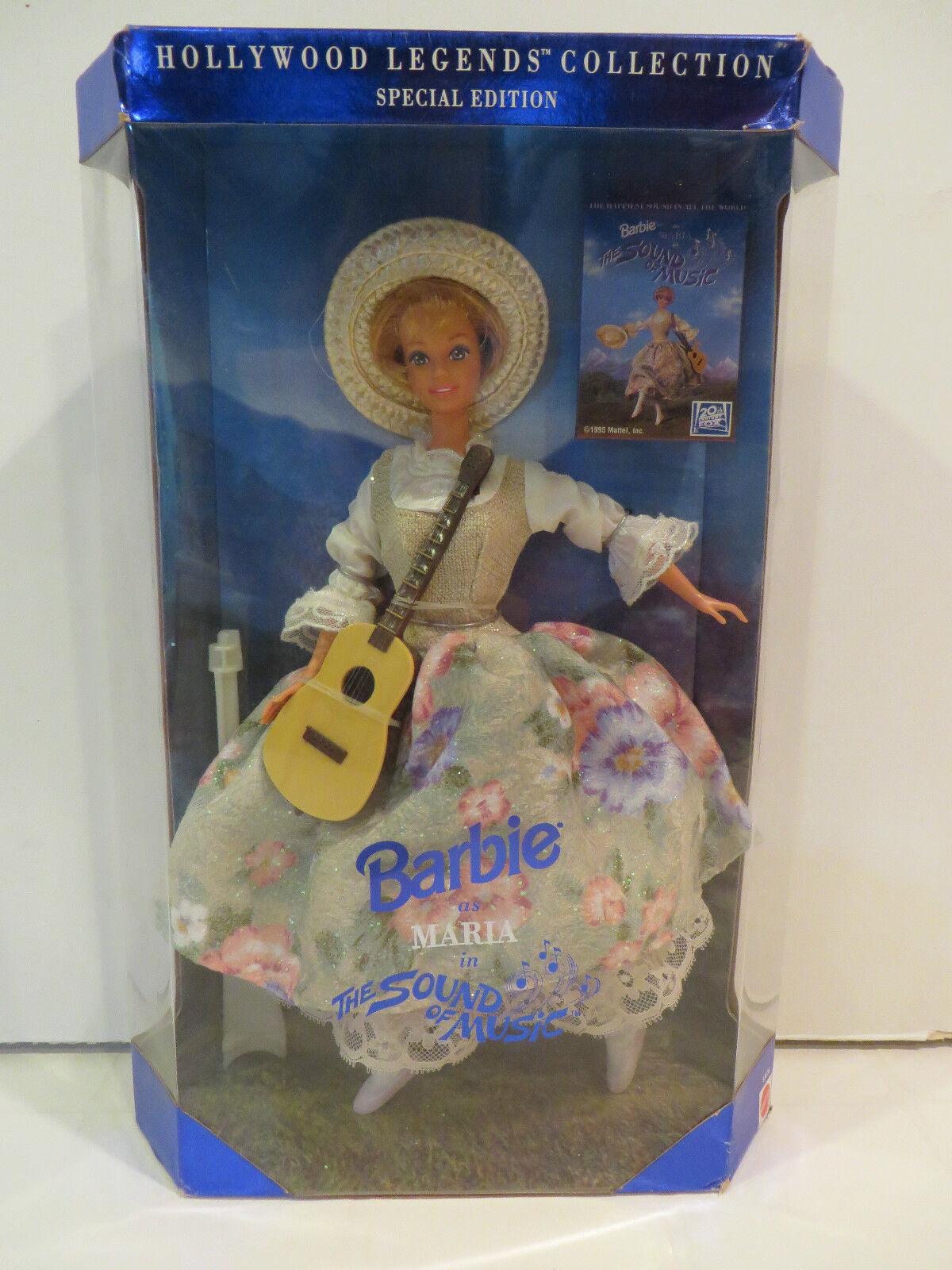Hollywood Legends Collection Special Edition Barbie como Maria