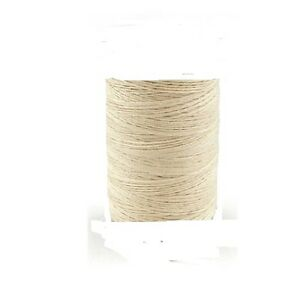 45m VERY STRONG LEATHER SEWING THREAD 1mm THICK Needle inc  BUY 2 GET 1 free