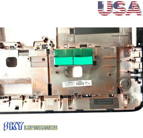 NEW Genuine HP ENVY 17J 17-j 17-J161ea Leap  Bottom Base Lower Case 736476-001