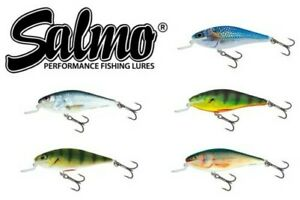 Salmo-Executor-Shallow-Runner-Crankbait-12cm-Perch-Pike-Lure-Plug