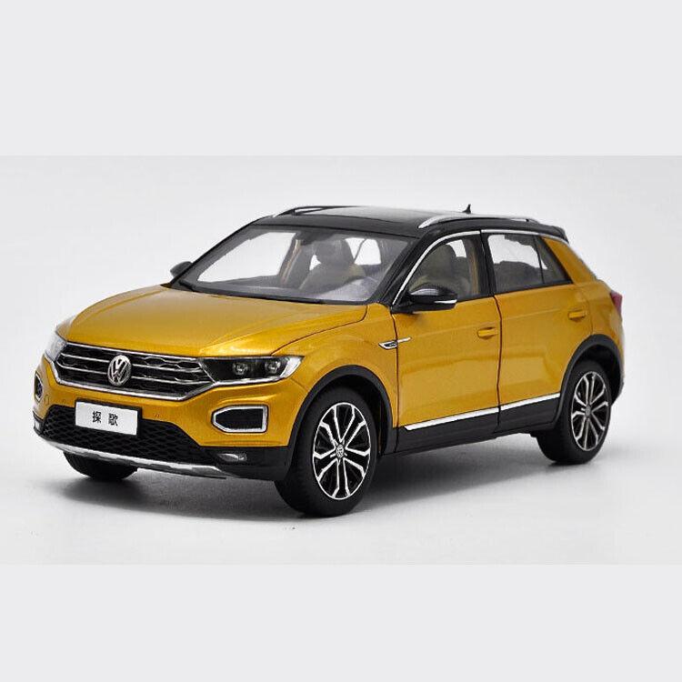 1 18 FAW - Volkswagen T-ROC 280STI 2018 alloy car model Kakujin series
