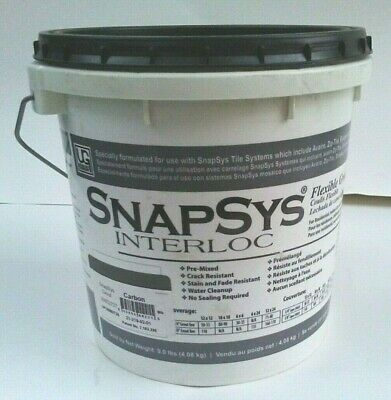 Snap Sys Snapstone Flexible Grout Pre
