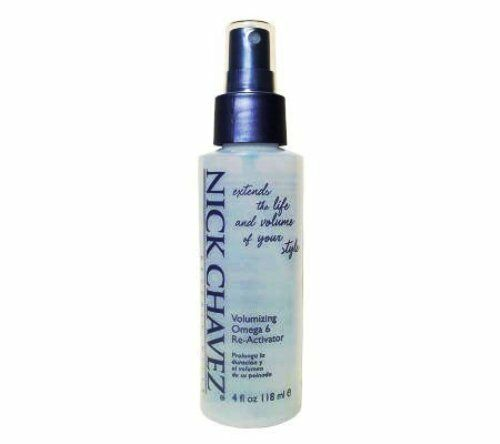 Nick Chavez Volumizing OMEGA 6 RE-ACTIVATOR Style Extension Use Between Shampoos