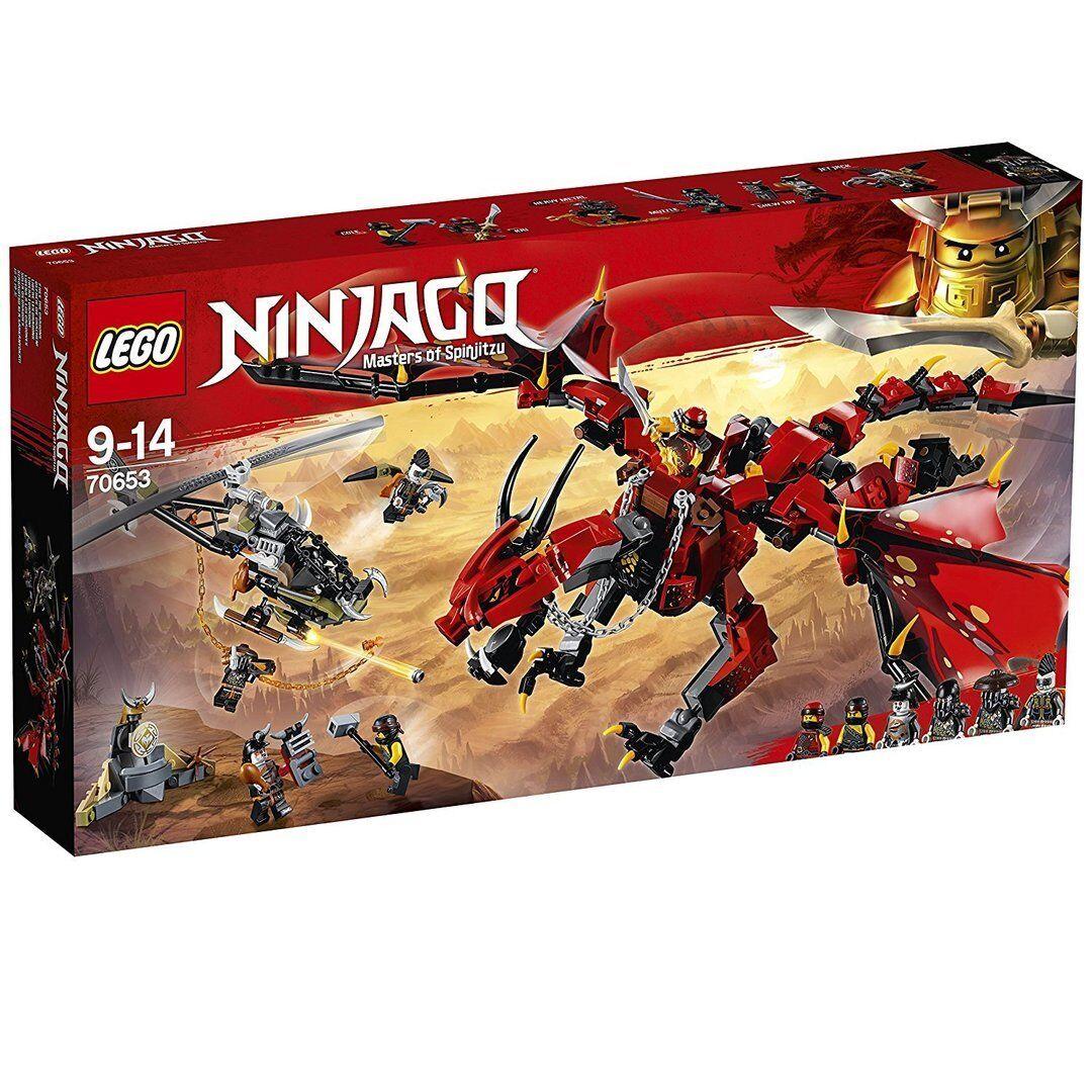 Lego 70653 - Ninjago - Llama del destino - NUEVO