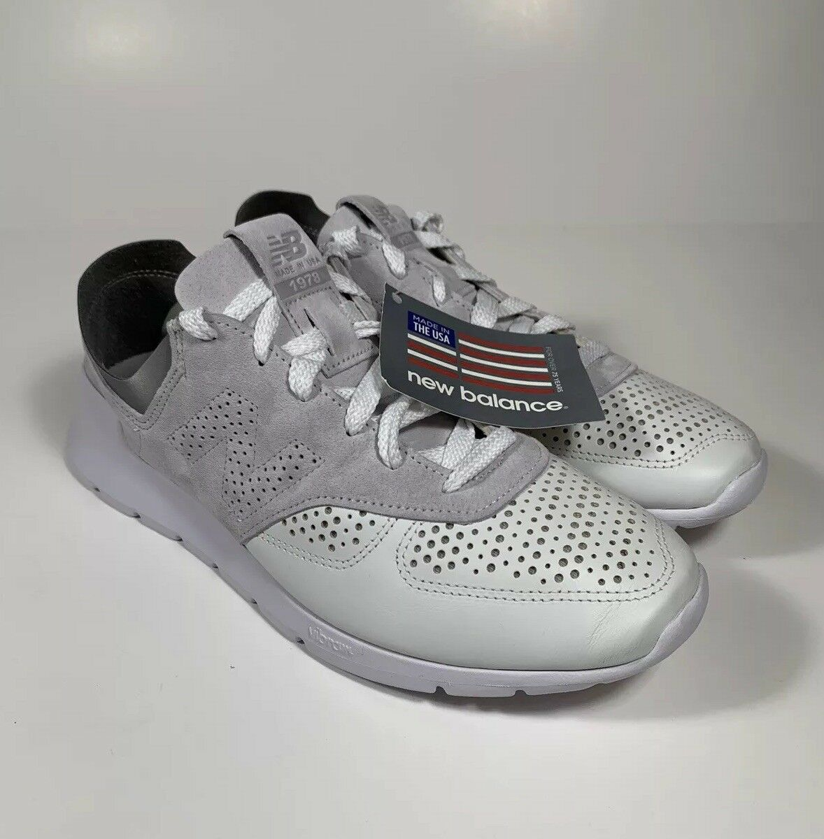 New Balance 1978 Made in USA White Cloud Men's Running Size 11.5 NEW ML1978CO
