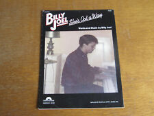 She/'s Always a Woman Sheet Music Piano Vocal Billy Joel NEW 000355058