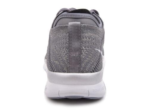 Tr 12 Free Nike correr Plateado 002 Flyknit Metallic o 804534 Tama Shoes 886061025066 para 505nxrv