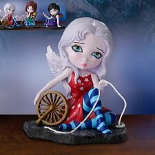 Clotho the Spinner Fairy - Three Fates Figurine -Jasmine Becket Griffith