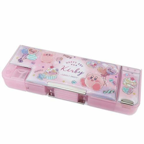 pencil case double-sided open soft pencil case LOVELY SWEET 2020 Star Kirby