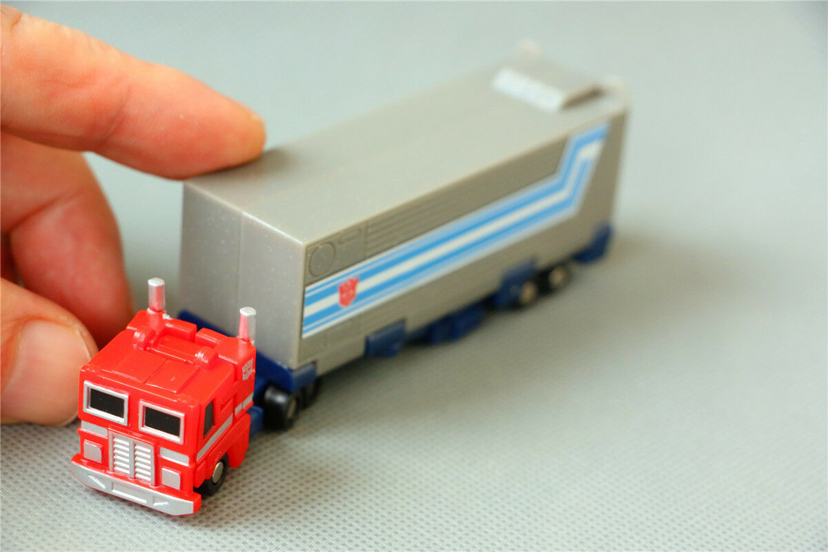 Transformers Super Mini Tiny G1 Style Optimus Prime
