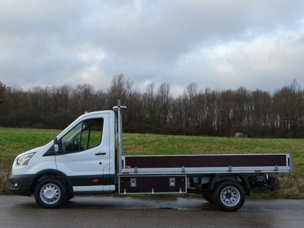Ford Transit 470 L4 Chassis 2,0 TDCi 170 Trend H1 RWD - billede 1