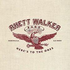 Here's to the Ones * by Rhett Walker Band/Rhett Walker (CD, 2014, Provident Mus…