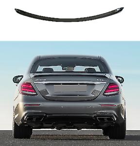 Spoiler Mercedes Benz Klasse E W213 E63 2016-2020 Querruder Matt Black Spoiler